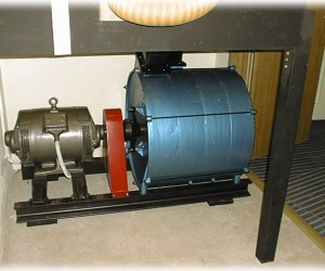 Refurbished blower
